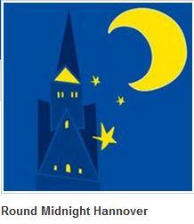 Saturn-Siegel oder Marien-Monogramm?  Roundmidnight-logo