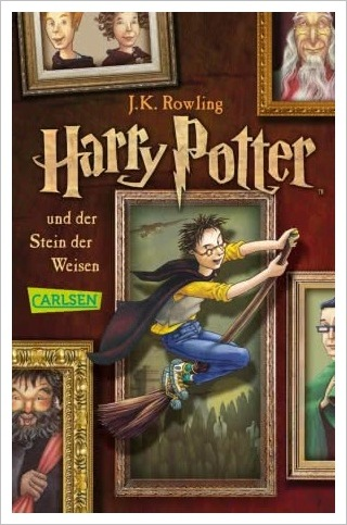 Harry Potter HP-Bd-1_cover-carlsen