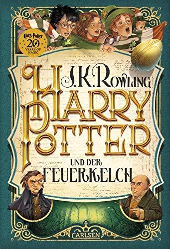Harry Potter Bd-4-carlsen