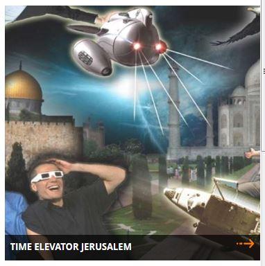 Neues Jerusalem Time-elevator