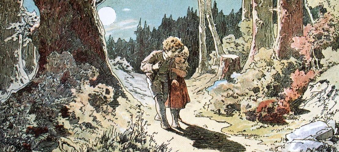 Symbolik im Allgemeinen und im weiteren Sinne - Seite 2 Haensel_und_Gretel-1110x500