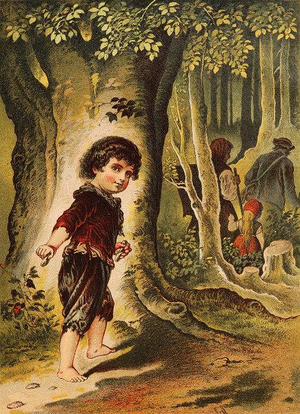 Symbolik im Allgemeinen und im weiteren Sinne - Seite 2 Offterdinger-Hansel-Gretel