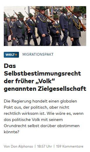 """""""Deep State"""" und UNO − Feinde Deutschlands? Welt-de-4-11-18"""