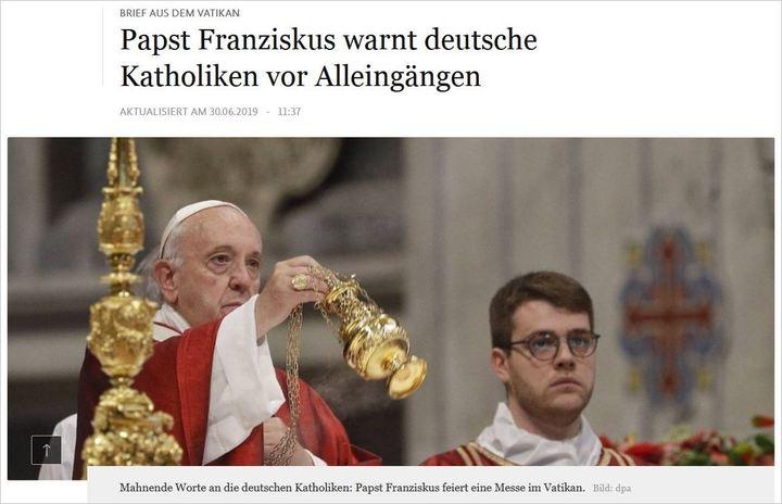 Presseschau - Seite 53 Papst-30-6-19