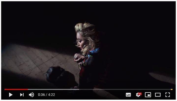 Holy Bodenplatte Madonna_swae-lee_crave