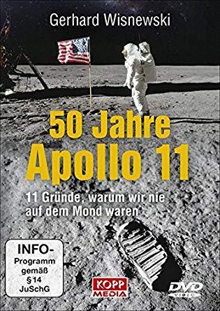 50 Jahre Mondlandung Wisnewski-dvd